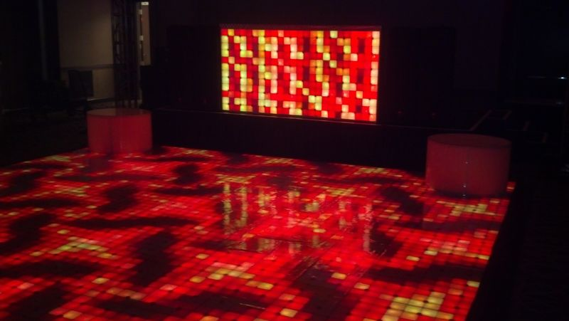 Led Dance Floor Photos Floor Dj Booth Combo
